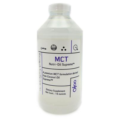 MCT Nutri-Oil Supreme™